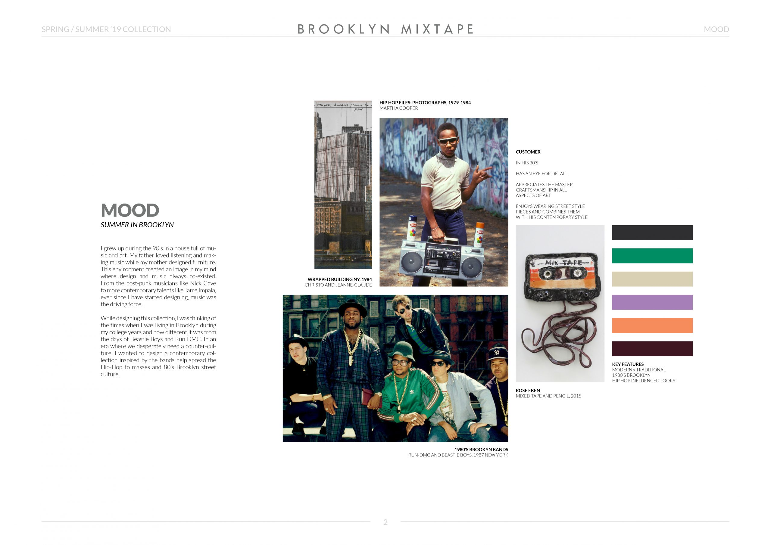 Spring-Summer-19 Mens Collection Mood