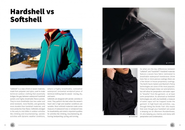 Rhea Project - Mountain Search and Rescue Outfit Designs - Market Research