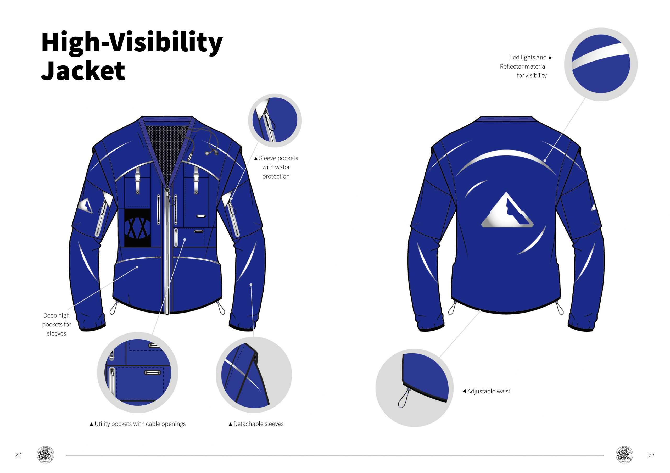 Rhea Project - Mountain Search and Rescue Outfit Designs - Collection