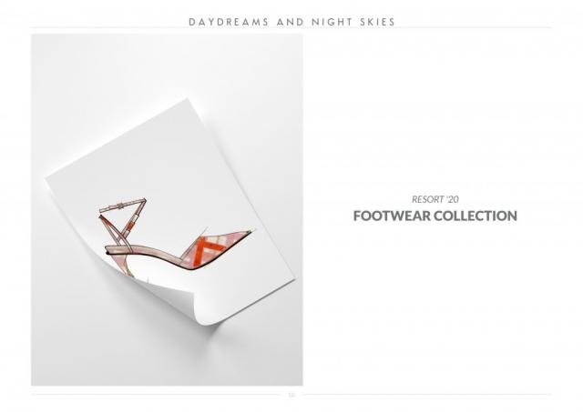 Resort-20 Womens Footwear Collection