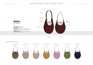 Resort-20 Womens Handbag Collection Details: Style 1